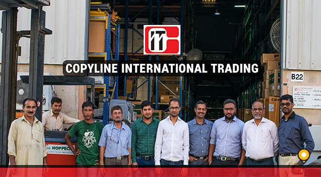 Copyline International Trading