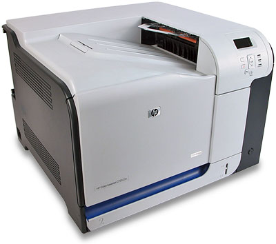 Used HP LJ Color 3525